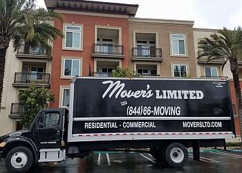 Huntington Beach moving company Movers Limited