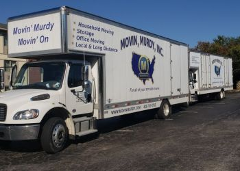 Pittsburgh moving company Movin Murdy