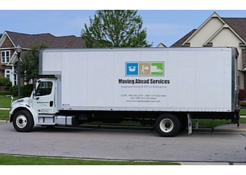 Cincinnati moving company Moving Ahead Services