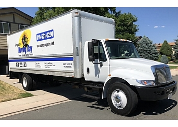 Colorado Springs moving company Moving Day, Inc.
