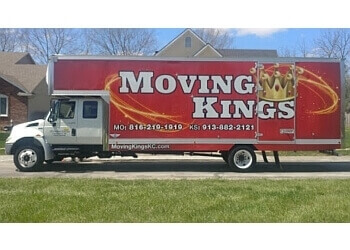 Overland Park moving company Moving Kings