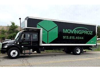 Overland Park moving company Moving Proz