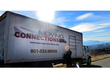 Salt Lake City moving company Moving connections