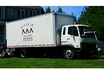 Richmond moving company Moxie Movers Inc.