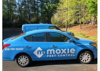 Raleigh pest control company Moxie Pest Control
