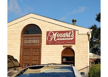 Austin cafe Mozart's Coffee Roasters