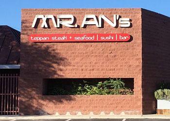 Tucson sushi Mr. An's
