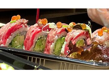 Elizabeth sushi Mr. Bin Sushi & Grill