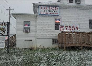 Baltimore tattoo shop Mr.B's Tattoo & Body Piercing