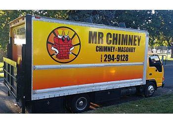 Spokane chimney sweep Mr Chimney Inc.
