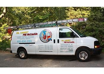 New York chimney sweep Mr. Chimney Service