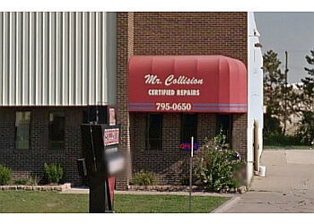 Sterling Heights auto body shop Mr Collision
