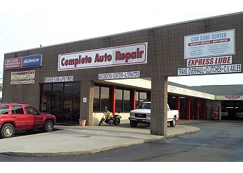 Knoxville car repair shop Mr. Cool's AC Transmission & Brake Service