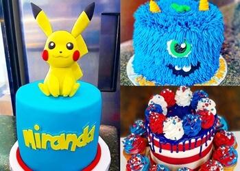Paterson cake Mr. Cupcakes