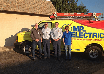Amarillo electrician Mr. Electric