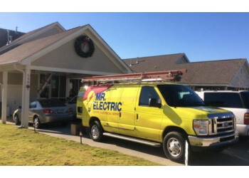 Atlanta electrician Mr. Electric