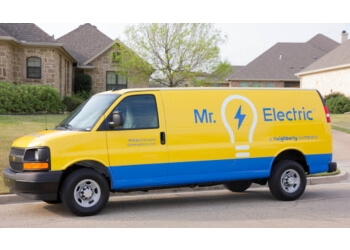 Corpus Christi electrician Mr. Electric