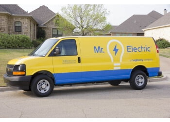 Houston electrician Mr. Electric