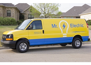 Huntsville electrician Mr. Electric
