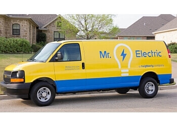 McKinney electrician Mr. Electric