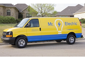 Oxnard electrician Mr. Electric