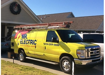 Montgomery electrician Mr. Electric LLC.