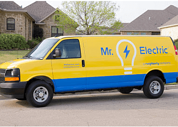 Baton Rouge electrician Mr. Electric of Baton Rouge