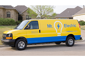 Fort Wayne electrician Mr. Electric of Fort Wayne