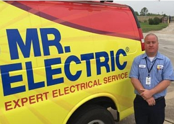 Fort Worth electrician Mr. Electric of Fort Worth