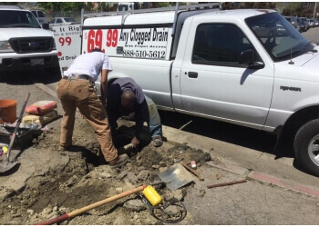 Oakland plumber Mr. Fix It Right Plumbing & Rooter