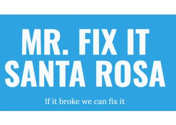 Santa Rosa handyman Mr. Fix It Santa Rosa