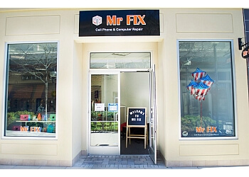 Richmond cell phone repair Mr Fix cell phone & computer repair