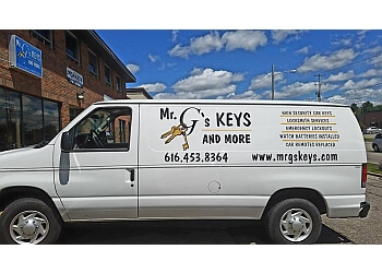 Grand Rapids locksmith Mr. G's Keys and More