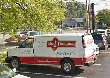 Louisville handyman Mr. Handyman