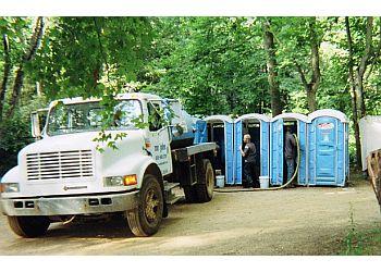Pittsburgh septic tank service Mr John