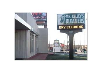 Cincinnati dry cleaner Mr. Kelley's Kleaners