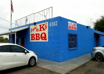 Tucson barbecue restaurant Mr. K's BBQ