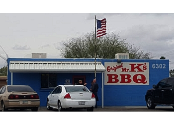Tucson barbecue restaurant Mr. K's Original BBQ