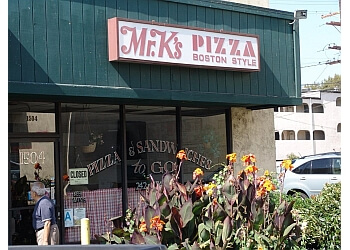 Glendale pizza place Mr. K's Pizza