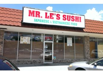Kansas City sushi Mr. Le's Sushi