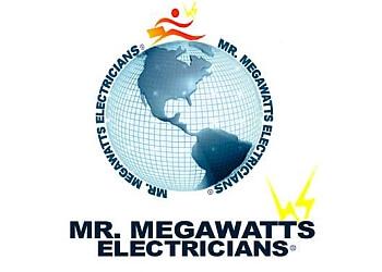 Cleveland electrician MR. MEGAWATTS