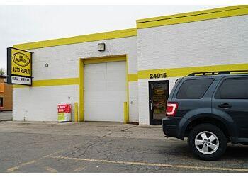 Warren car repair shop Mr. Muffler Auto Repair