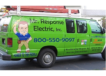 Worcester electrician Mr. Response Electric, Inc.