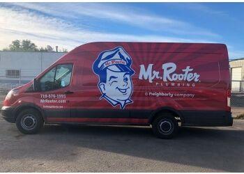 Colorado Springs plumber Mr. Rooter Plumbing