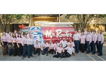 Houston plumber MR. Rooter LLC