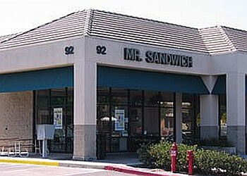 Irvine sandwich shop Mr Sandwich
