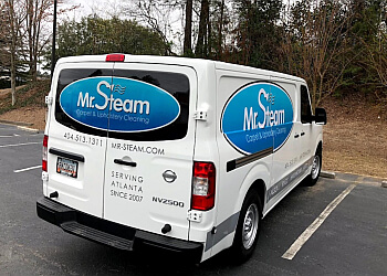 Atlanta carpet cleaner Mr. Steam