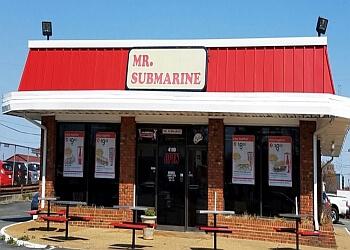 Richmond sandwich shop Mr Submarine