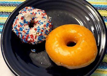 Modesto donut shop Mr T's delicate Donuts