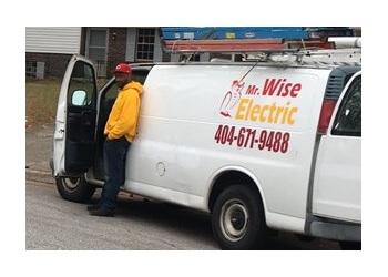 Atlanta electrician Mr. Wise Electric